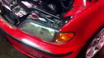 BMW e46 how to replace turn signal light bulb-side marker in 30 seconds %21 BMW 318 320 323 325 330