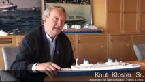 SS Norway Documentary teaser: Knut Kloster comments breaking