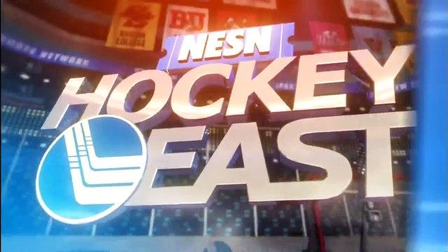 Boston University vs. Boston College - Hockey East Semifinal - 3/22/2013
