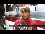TG1 - Emergenza freddo a Roma: aperto centro di accoglienza Croce Rossa con 100 posti letto