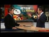 6 janvier 2015 - Activités physiques et résolution du nouvel an - Dr Jean-Pierre Després