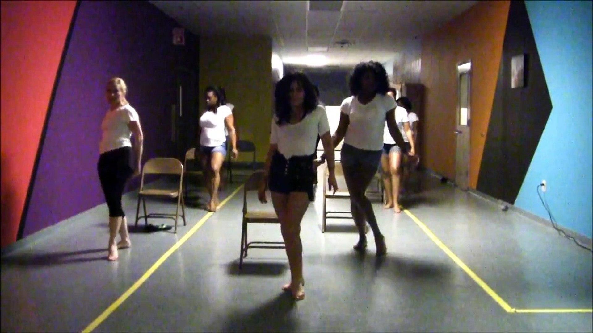 Burlesque Routine - Dance - Saucy routine!