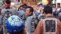 青山熊野神社 例大祭 宮神輿渡御 - 平成26年