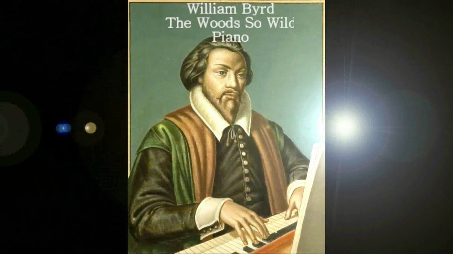 William Byrd - The Woods So Wild - Piano