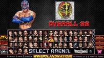 WWE 2K16 Roster Concept- (SUPERSTARS,NXT,WCW,ECW,NWO&DiVAS)!!!✔.