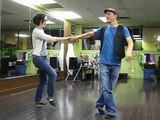 """Dance Your Freedom Studios """"Smooth Style"""" Swing aka West Coast Swing Class Demo, in Victoria BC!"""