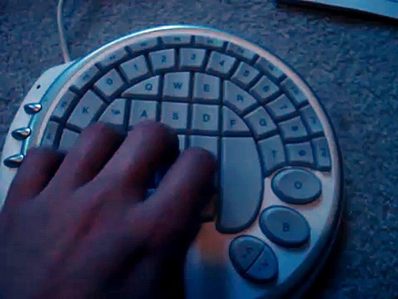 Wolfking Warrior Gaming Keypad