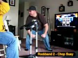 Rock Band Chop Suey G&G Band Drums Expert