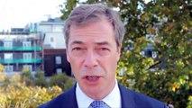 UKIP leader Nigel Farage - Many more Women and British Asian community joining UKIP Nov 11