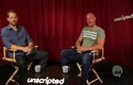 fast furious 6 unscripted vin diesel paul walker interview movie