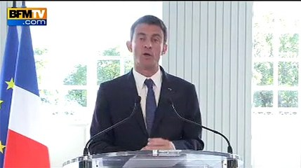"""Valls sur son voyage à Berlin: """"Si c'était à refaire, je ne le referais pas"""""""