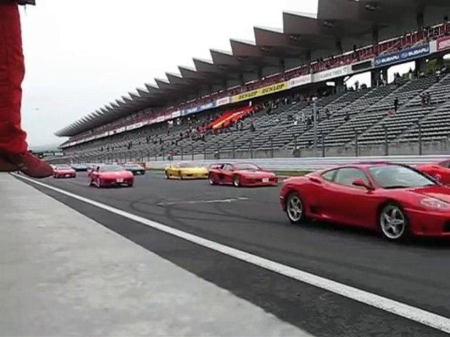 Ferari..Ferrari...Ferrari...and more Ferraris