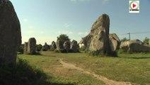 Erdeven: Les menhirs libres  de Kerzerho - Bretagne Télé