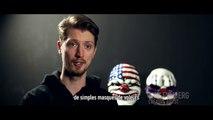 PayDay 2 : Crimewave Edition (XBOXONE) - Des masques et encore des masques