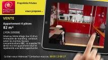 A vendre - appartement - LYON (69008) - 4 pièces - 82m²