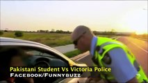 Australian Police (Victoria) vs Pakistani Students _ Very Hilarious English Conv