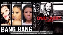 Jessie J,Ariana Grande,Nicki Minaj and David Guetta,Nicki Minaj - Hey Bang Bang