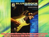 Blues/Rock Guitar Masters: A Step-By-Step Breakdown of Guitar Styles and Techniques [With CD]