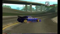 GTA San Andreas Drifting - Power Sliding [Handling]