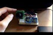 Arduino driven time lapse camera prototype milestone #1, Motion detection photo capture, SD card