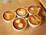 Kahve süsleme sanatı