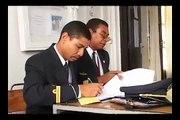 Pilote de ligne Air Madagascar Père & Fils
