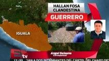 Fosas clandestinas son halladas en Iguala, Guerrero / Excélsior en la Media