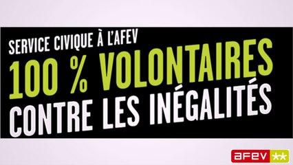 Deviens volontaire à l'AFEV