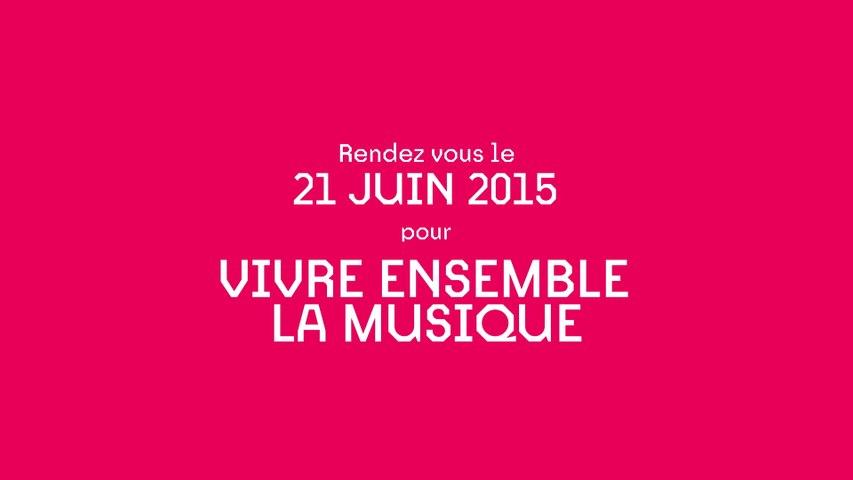 Spot TV de la Fete de la musique 2015