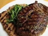 Grilled Lamb Steaks - Grilled Lamb Recipe