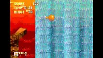 Sonic 3 and Knuckles - Angel Island 2 Tails: 1:19 (Speed Run)