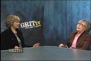 """GRITtv: Barbara Ehrenreich: """"Bright-Sided"""" (2/2)"""