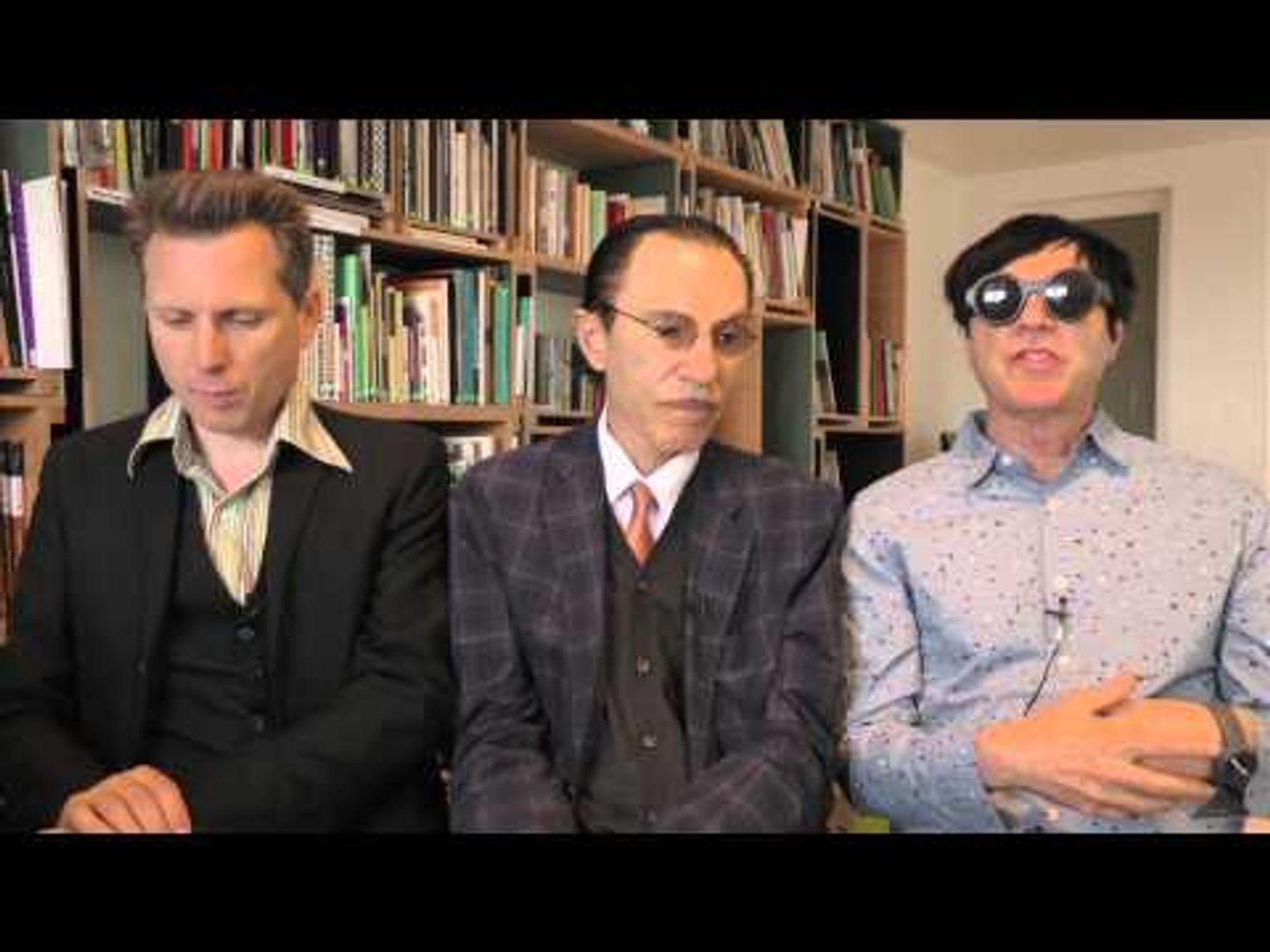 Franz Ferdinand Sparks interview - Alex, Ron & Russel (part 2)