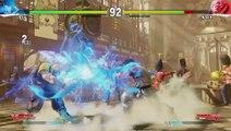Street Fighter 5 - vidéo de gameplay pré-E3
