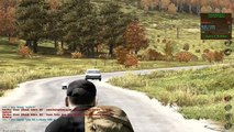 DayZ Axe Murderer - The Hitchhiking Ride all jokes aside