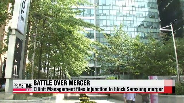 Battle between Samsung C&T, Elliott Management heats up