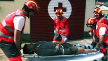 Equipo ganador FACE 2010 - Socorros y emergencias - Memoria Anual 2010 Cruz Roja Galicia