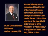 Dr. Skousen: David Rockefeller, Globalist Murder and Traitor