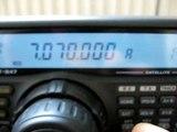 FT 847 ON 40M UK