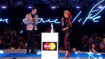Paloma Faith Wins British Female BRIT Award | BRIT Awards 2015