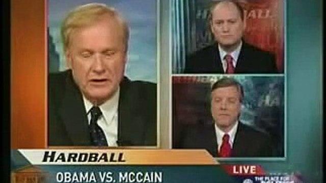 Barack Obama/Jim Webb vs John Mccain - Veteran GI Bill