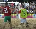 Beach Football into its Fifth Day.wmv 【PATTAYA PEOPLE MEDIA GROUP】 PATTAYA PEOPLE MEDIA GROUP