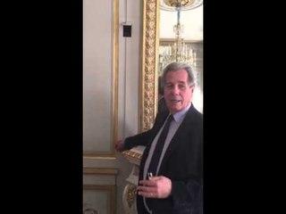 Jean-Louis Debré espionné lui aussi - Karl Zéro Absolu