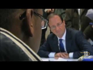 Hollande parle-t-il le jeune?