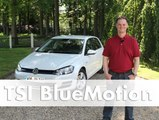 Test: VW Golf TSI BlueMotion - First Golf with 3 cylinders | Car | Review | Driving Report