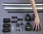 Thule 753 Fit Kit for Roof bars / Roof racks on Cars, 4x4 & MPV