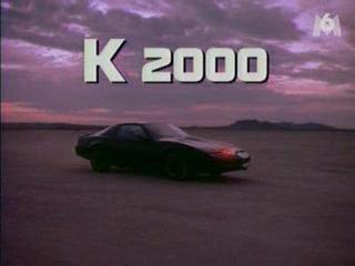 K2000 - Le générique