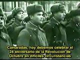 Iosif Stalin - Discurso 7 de Noviembre de 1941 (Sub.Castellano)