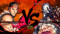 Ken Vs Evil Ryu Street Fighter Iv Super M U G E N Video