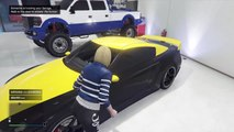 GTA 5- Car Showcase- (What Is In My Garage)-PS4